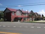10年間放置されていた学校を研修施設にリノベーション